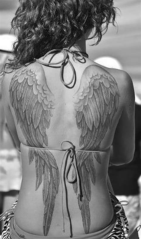 collection of 25 back wings back tattoos wings for www pixshark images