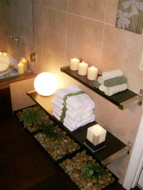 spa decor for bathroom brilliant ideas on how to make your own spa like bathroom