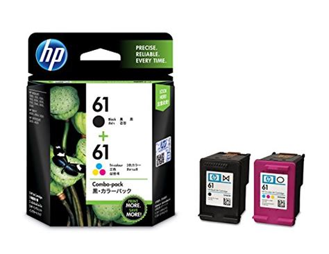 Tinta Catridge Hp 46 Colour Tri Colour Original 100 hp 61 ink cartridges black tri color 2 pack cr311