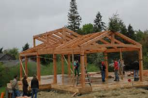 A Frame Cabins Kits the vermont street project timber frame case study