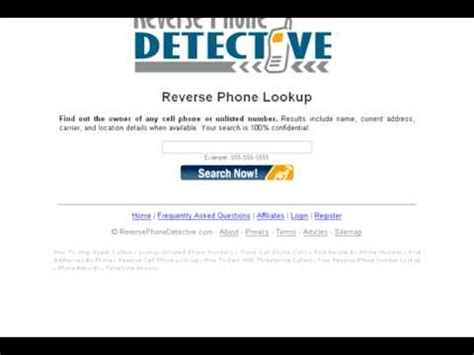 Lookup Cell Number Free Free Cell Phone Number Lookup Catch Prank Callers With Cell Phone
