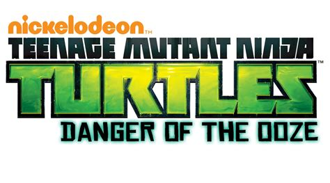 Kaos Turtles Logo Fonts 3 mutant turtles danger of the ooze announced thexboxhub