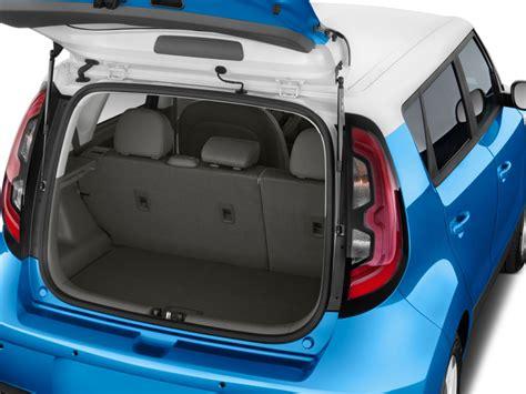 Kia Soul Trunk Image 2016 Kia Soul Ev 5dr Wagon Trunk Size 1024 X