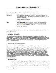 cda agreement template confidentiality agreement for consultants contractors