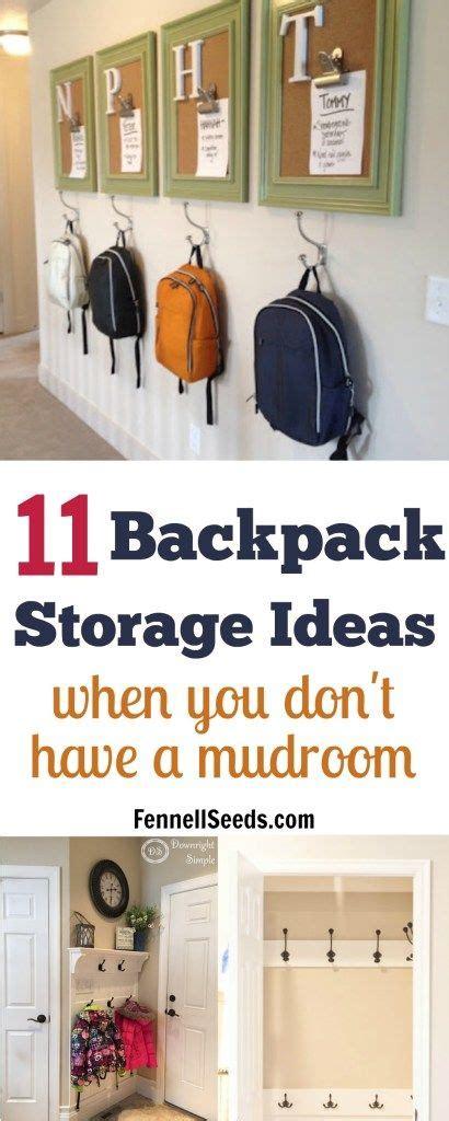entryway backpack storage best 25 entryway coat hooks ideas on pinterest wall