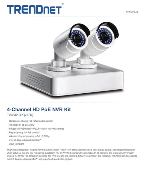 Nvr Kit 4 Channel 4 Ch 4ch 13mp Wireless Cctv 4 channel hd po e nvr kit
