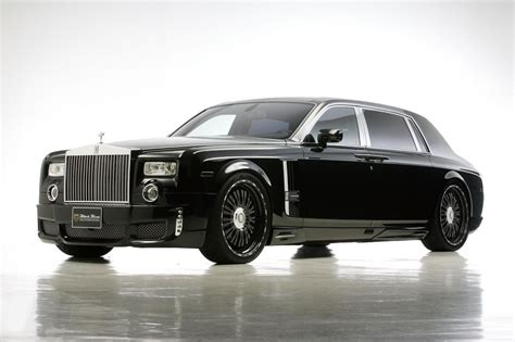roll royce fantom wald international rolls royce phantom ewb car tuning