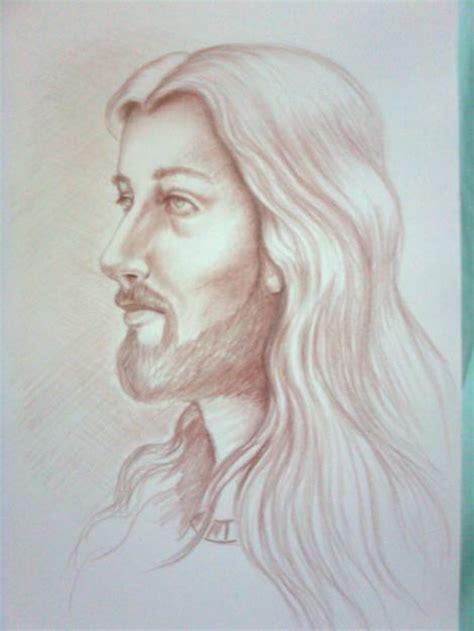 imagenes a lapiz del rostro de jesus imagenes a lapiz de jesus imagui