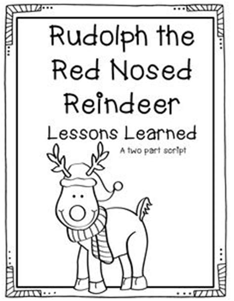 printable reindeer story reindeer on pinterest reindeer games christmas writing