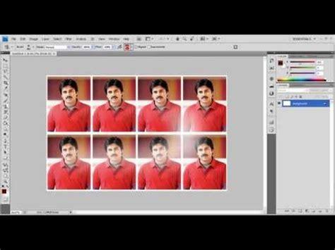photoshop tutorials telugu pdf telugu photoshop tutorial 20 passport size photo