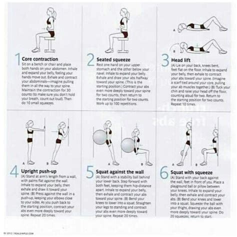 flat belly exercises to heal your diastasis recti separated abdominal muscles after baby
