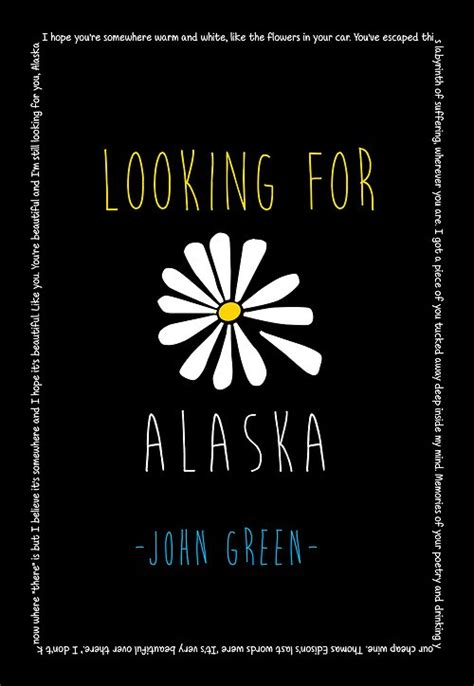looking for alaska book 4 looking for alaska by green thoughts on pop