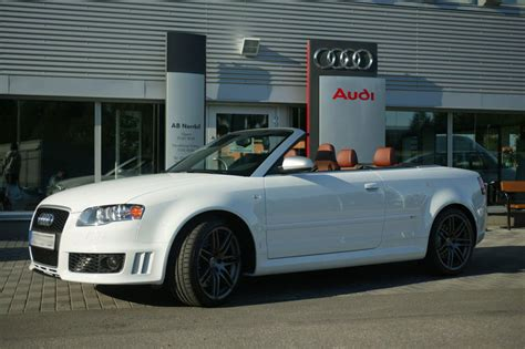 audi rs4 convertible audi rs4 convertible by audi exclusive