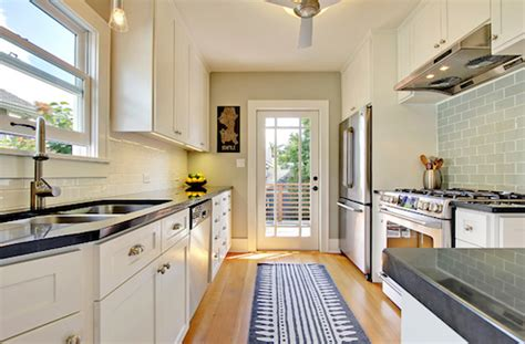 Kitchen Designs Galley Style by Galley Kitchens Bob Vila S Blogs