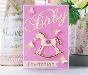 items similar to luxury baby shower invitations for a handmade new baby invites baby