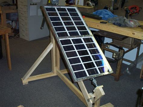 home made solar cell let it build plan guide home solar panel diy