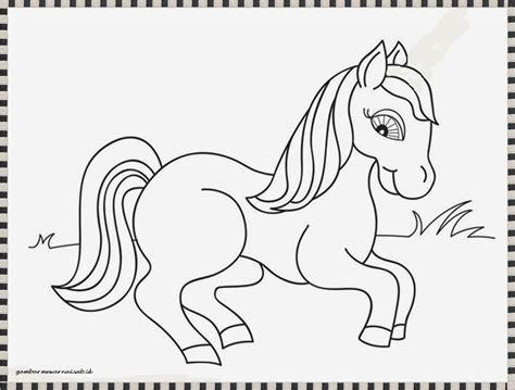 Mukena Anak Frozen Kuda Pony dapatkan mewarnai gambar frozen kuda poni