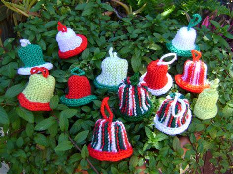 knitting christmas free decoration knitting patterns melsnattyknits