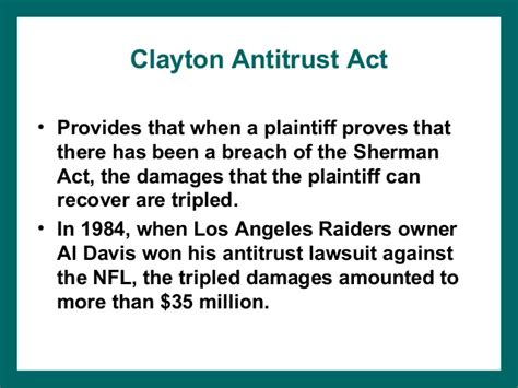 section 8 clayton act section 7 of the clayton act 28 images chapter 7