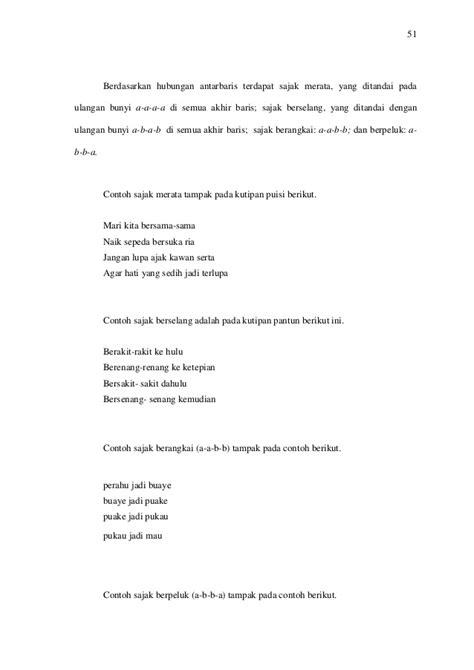 Harga Buku Puisi Sutardji Calzoum Bachri by Buku Ajar Puisi