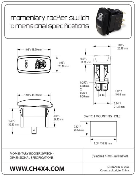 winch remote wiring diagram in rocker switch