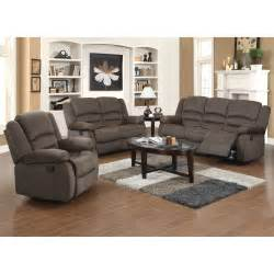 Value City Dining Room Furniture 3 piece recliner sofa set wayfair