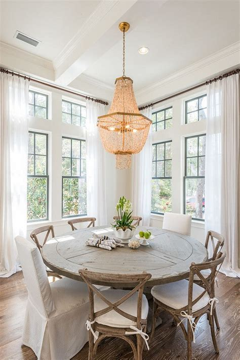 Coastal Dining Room Curtains 25 Best Ideas About Dining Room On