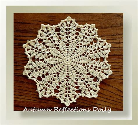 visitor pattern using reflection these 10 beautiful and free crochet doily patterns are