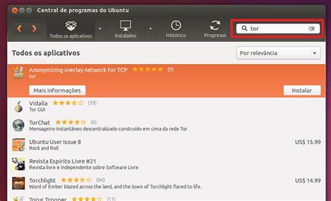 tutorial tor ubuntu como instalar e configurar o tor no ubuntu para navegar