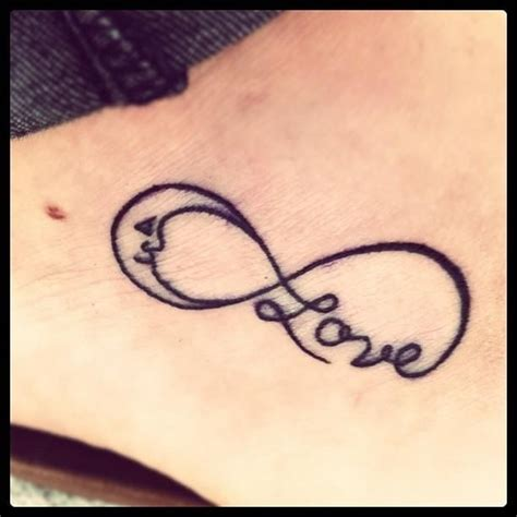 infinity tattoo i love you to the moon and back i love you to the moon and back tattoo ideas