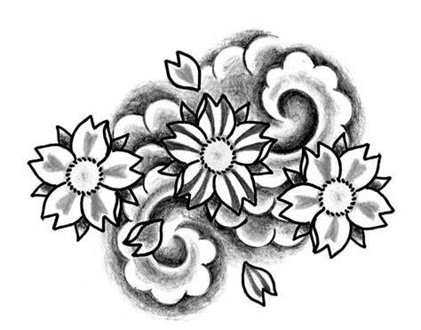 disegni fiori giapponesi fiori gallery disegni