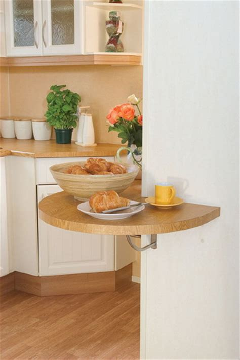 table for kitchen 10 ideas to use small folding tables on a kitchen