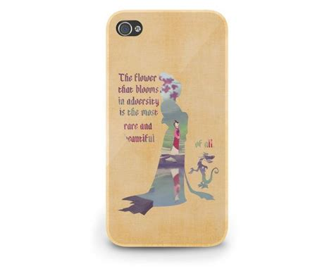Disney All Character Iphone Ipod Htc Xperia Samsung 2 mulan quote disney personalize cover iphone 5 4 4s 3 3gs htc samsung galaxy motorola