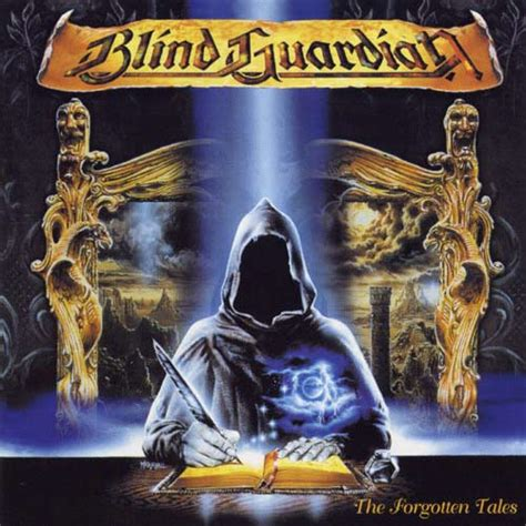 Cd Blind Guardian A Voice In The Obi blind guardian the forgotten tales reviews