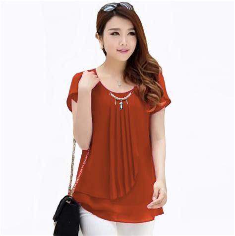 Dress Overall Atasan Turtleneck Berkualitas jual atasan baju pakaian blouse model korea wanita korean style variasi dress