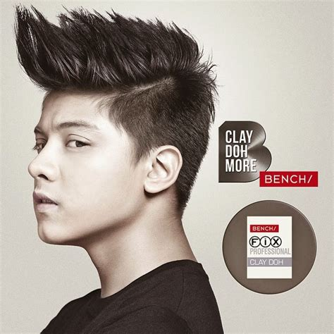 daniel padilla new hair style daniel padilla is newest endorser of bench fix pinoy manila