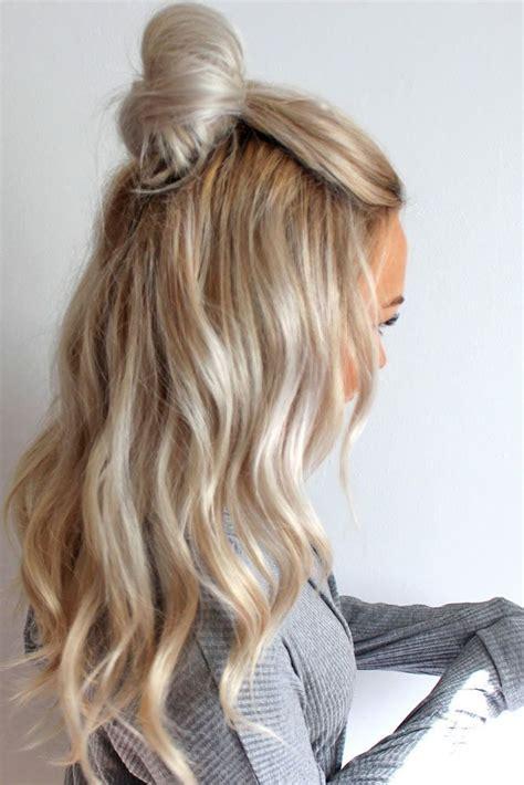 ideas  quick hairstyles  pinterest