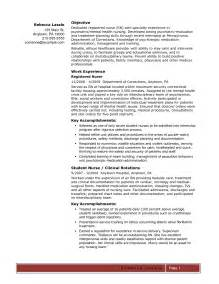 Sle Resume For Outpatient Department Graduate Resume Sles Persuasive Essay Exles