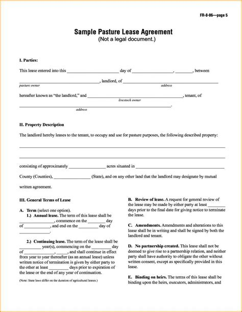 landlords contract template tenant contract template free sletemplatess