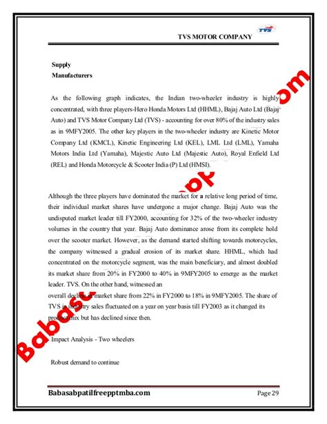 Mba Project Report On Customer Satisfaction Pdf by Auto Page 29 Autos Post