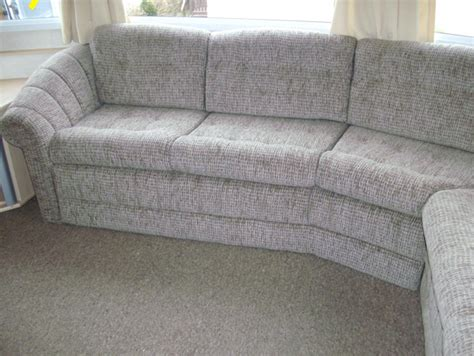 Static Caravan Furnishings And Upholstery