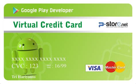 Vcc Untuk Daftar Ke Play Develover Termurah vcc play developer by p store co id
