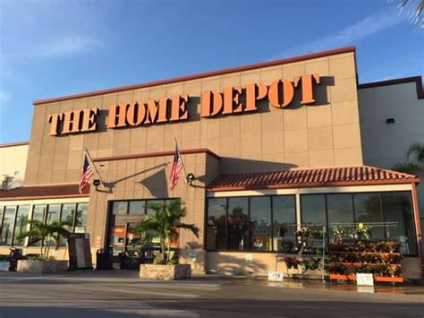 the home depot sebastian fl company information