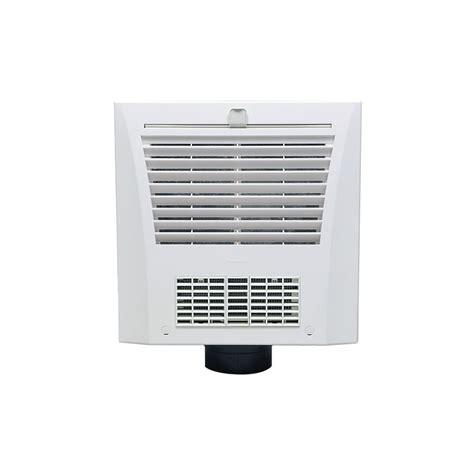 Bathroom Ceiling Mounted Fan Heater Panasonic Fv 07vfh3 White Whisperfit Warm 70 Cfm 1 5 Sone