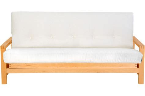 Solid Sofa Beds by 3 Seater Sofa Bed Solid Birch Wood Futon Company