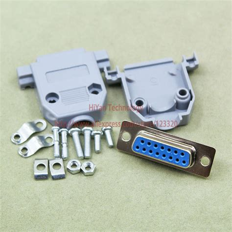 Connector Serial Port Db15 Cover serial port 15 pin reviews shopping serial port