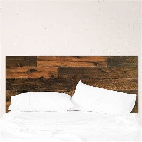 Barnwood Headboards For Sale by Barnwood Headboard The Headboard Husband Made Me Out