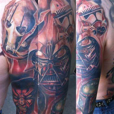 sith tattoos 25 best mandalorian tattoos images on