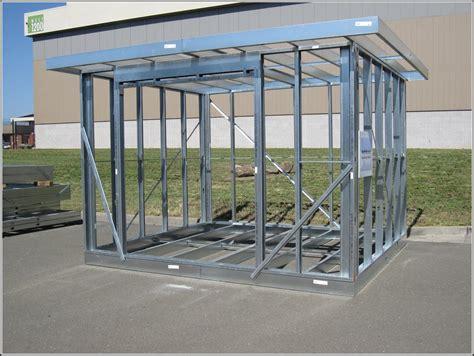 Steel Frame Shed Kits by Steel Frame Shed Kits Sheds Home Decorating Ideas 5oppa8vr3q