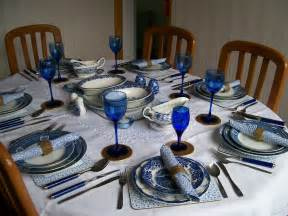 Table Set Up by Thank You For Inviting Us To Dinner Please Be Aware Of